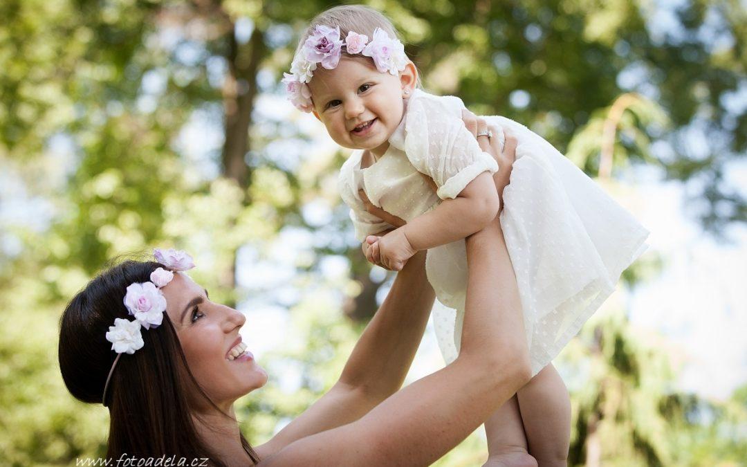 Rodina, děti, miminka